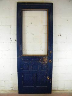 Columbus Architectural Salvage - Victorian Entry Door