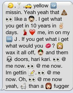 Me & Danielle's conversations go a lot like this! Lol