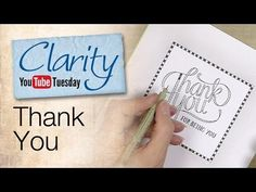 ▶ Clarity Stencil Brushes How To - YouTube