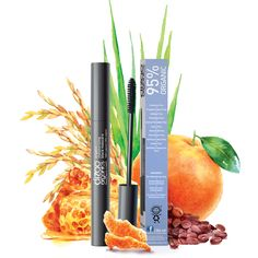Organic Mascara provides all-natural care for your eyelashes strengthens and moisturizes them without causing the irritation of eyes and periorbital skin. Dizao mascara has a definite lengthening. Best Thickening Mascara, Best Lengthening Mascara, Organic Beauty, Organic Skin Care, All Natural Makeup, Natural Eyelashes, Cruelty Free Makeup, Vegan Friendly, Eco Friendly