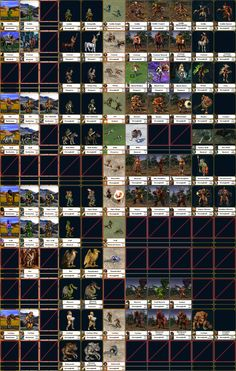 Heroes of Might and Magic: Stronghold faction creatures