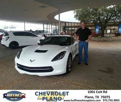 https://flic.kr/p/UJcLWZ | #HappyBirthday to Stace from Israel Juarez at Huffines Chevrolet Plano | deliverymaxx.com/DealerReviews.aspx?DealerCode=NMCL