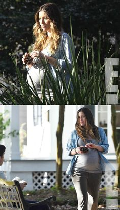 Jessica Biel, we are in awe. How does a mama-to-be look this good?!