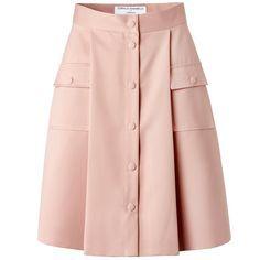 Compre Saia com botões Saias na La Redoute. O melhor da moda online.