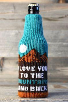 Knit Brewzie - Mountain Lovin'