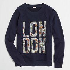 London Sweatshirt :)