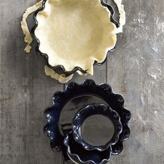 Emile Henry Artisan Ruffled Pie Dish #williamssonoma