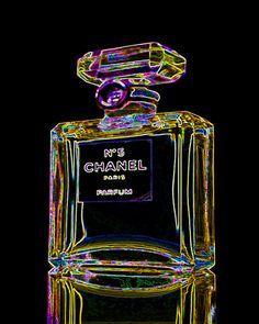 Parfum n°5 de Chanel.
