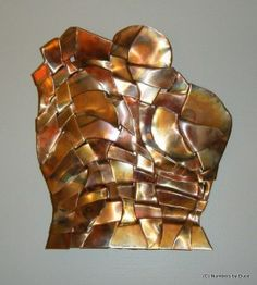 DSCF1185 OpusThree by Reclaimed Copper Artist Dennis N. Duce