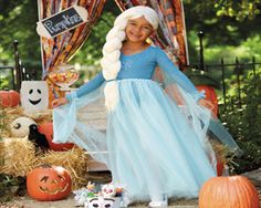Winter Queen Costume | DIY Kids Costume | Find Halloween Ideas and more on joann.com