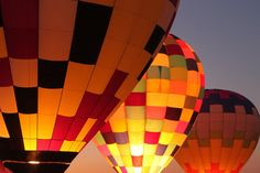 Love hot air balloons!