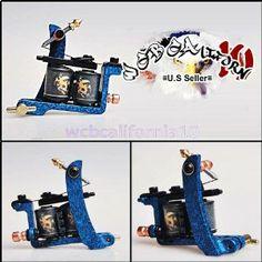 Professional Dual-Coiled Cast Iron Tattoo Machine Liner and Shader Model DM-44, $19.99 (Health and Beauty)  http://disneystorejobs.com/amazonimage.php?p=B005KOZAE2  B005KOZAE2