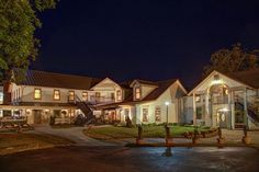 """""""Dahlonega After Dark"""" new photo series by Jack Anthony - Historic Smith House Hotel"""