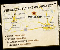 A great website to find out what to do, where to stay, and where to eat in Aggieland.