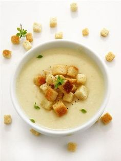 Supa crema de telina Baby Food Recipes, Soup Recipes, Vegetarian Recipes, Cooking Recipes, Healthy Recipes, Healthy Food, Cooking App, Good Food, Yummy Food