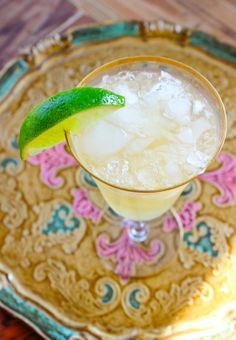 Classic Mamie Taylor Cocktail by thekitchn #Cocktail
