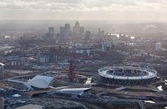 London 2012 Olympics   Olympic Park