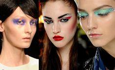 2013 Makeup Trends - spring/summer inspiration