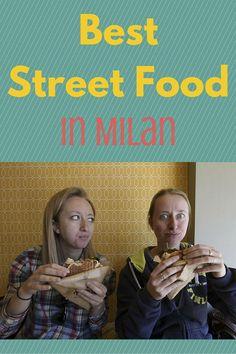 street food milan pin
