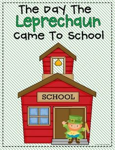This is a creative writing activity.  Students will create their own story about the mischievous things a leprechaun might do if he came to visit t...
