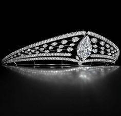 A Diacore Diamond Tiara