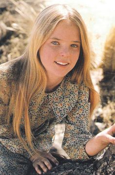 "Melissa Sue Anderson as Mary Ingalls Kendall in ""Little House on the Prairie"" (TV Series)"