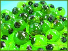 I LOVE FROGS - making edible frog spawn for frog theme party