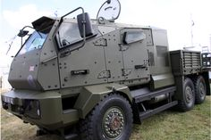 Our work in military vehicle components is not limited to prototypes however.