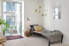 Zweedse appartement inrichting   Wooninspiratie