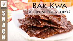 Bak Kwa (Chinese Pork Jerky) | Malaysian Chinese Kitchen