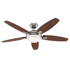 Ceiling fan parts and manuals find your fan hunter fans 54 hunter contempo fan with remote led bulbs reversible blades aloadofball Choice Image