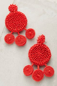 Shop the Flamenca Rose Beaded Drop Earrings and more Anthropologie at Anthropologie today. Read customer reviews, discover product details and more.