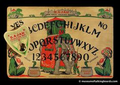 All the Different Ouija Boards you Never Knew Existed Ouija Tattoo, Witch Board, Last Unicorn, Dangerous Minds, Spirit World, Fortune Telling, You Never Know, Occult, Craft Gifts