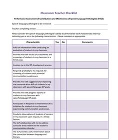 1000 images about slp evaluation self evaluation freebies