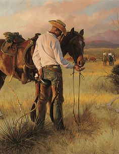 Jack Sorenson ~ Permanent Collections - Cowboy National Museum, Ok City....