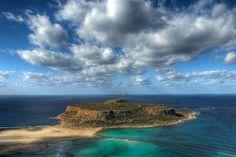 Visit Greece  Islets Gramvousa kai Wild Gramvousa. #Crete #island