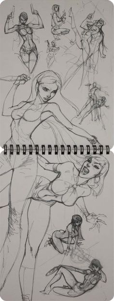 #Poses #JScottCampbell