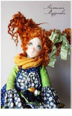 Мобильный LiveInternet Куклы в стиле бохо от Натальи Мироновой | Elena250309 - Дневник Elena250309 |