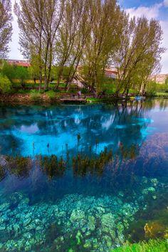 Anadolu'nun saklı cenneti Gökpınar Gölü (Foto Haber)   Ntv.com.tr