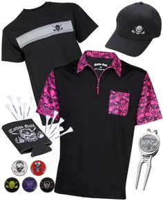 Golf clothing value pack - free shipping on this item and all orders over $75