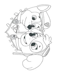 20 Best Paw Patrol Coloring Sheets Images Coloring Pages Coloring