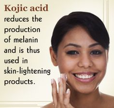 Benefits of Kojic Acid