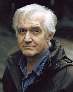 Henning Mankell.  Love all is his books, especially 'Wallander'