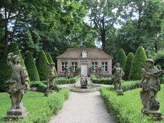 Barockgarten-Hesperidengarten Nurnberg - Nuremberg, Germany