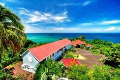 Caribbean Villa Rentals By Owner - Vacation Homes - Holiday Villas Grenada Caribbean, Southern Caribbean, Caribbean Vacations, Beautiful Islands, Beautiful World, Underwater Sculpture, Resort Villa, White Sand Beach, Hotels And Resorts