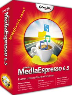 Cyberlink MediaEspresso 6.5 Crack Serial+Keygen Download