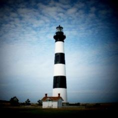 Bodie Island Lighthouse, Outer Banks, NC             Lisa Austin has a wonderful board on lighthouses    Jeff