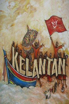 """Kelantan is located in the north-eastern corner of the peninsula. Kelantan, which is said to translate as the """"Land of Lightning"""" is an agrarian state with lush paddy fields, rustic fishing villages and casuarina-lined beaches. Kelantan is home to some of the most ancient archaeological discoveries in Malaysia, including several prehistoric aboriginal settlements. Its culture is reflected in the cuisine, arts, and the peculiar Kelantanese Malay language. #kelantan #malaysia #nasipakman"""