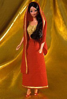 <em>India</em> Barbie® Doll