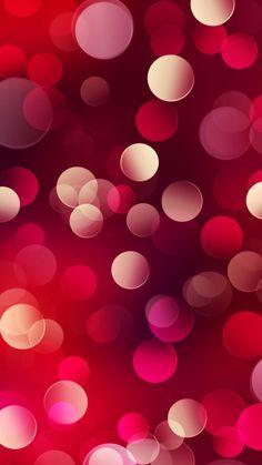 By Artist Unknown. Hello Wallpaper, Bokeh Wallpaper, Hd Wallpaper Android, Phone Screen Wallpaper, Whatsapp Wallpaper, Red Wallpaper, Wallpaper Iphone Cute, Colorful Wallpaper, Mobile Wallpaper